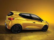 """**Renault Clio RS.** Машины Renault Clio RS нового поколения в Россию пока не поставляются, но когда продажи стартуют, цены обещают быть в районе 1 миллиона рублей. Новый Clio RS тоже пятидверный, оснащен 200-сильным турбомотором объемом 1,6 литра и предлагается только с роботизированной коробкой передач с двумя сцеплениями -- в отличие от своих трехдверных предшественников с """"механикой""""."""