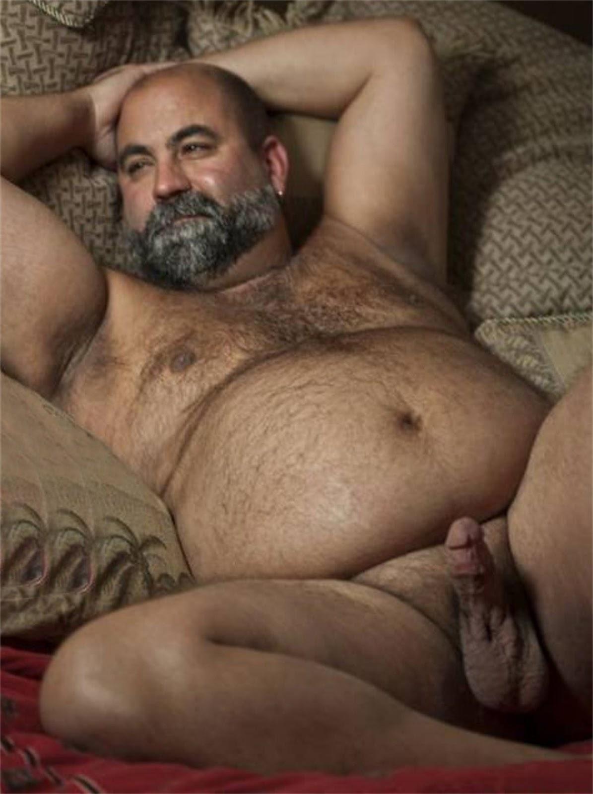 фото толстых волосатых геев