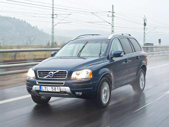 Volvo прекратил производство внедорожника XC90 29