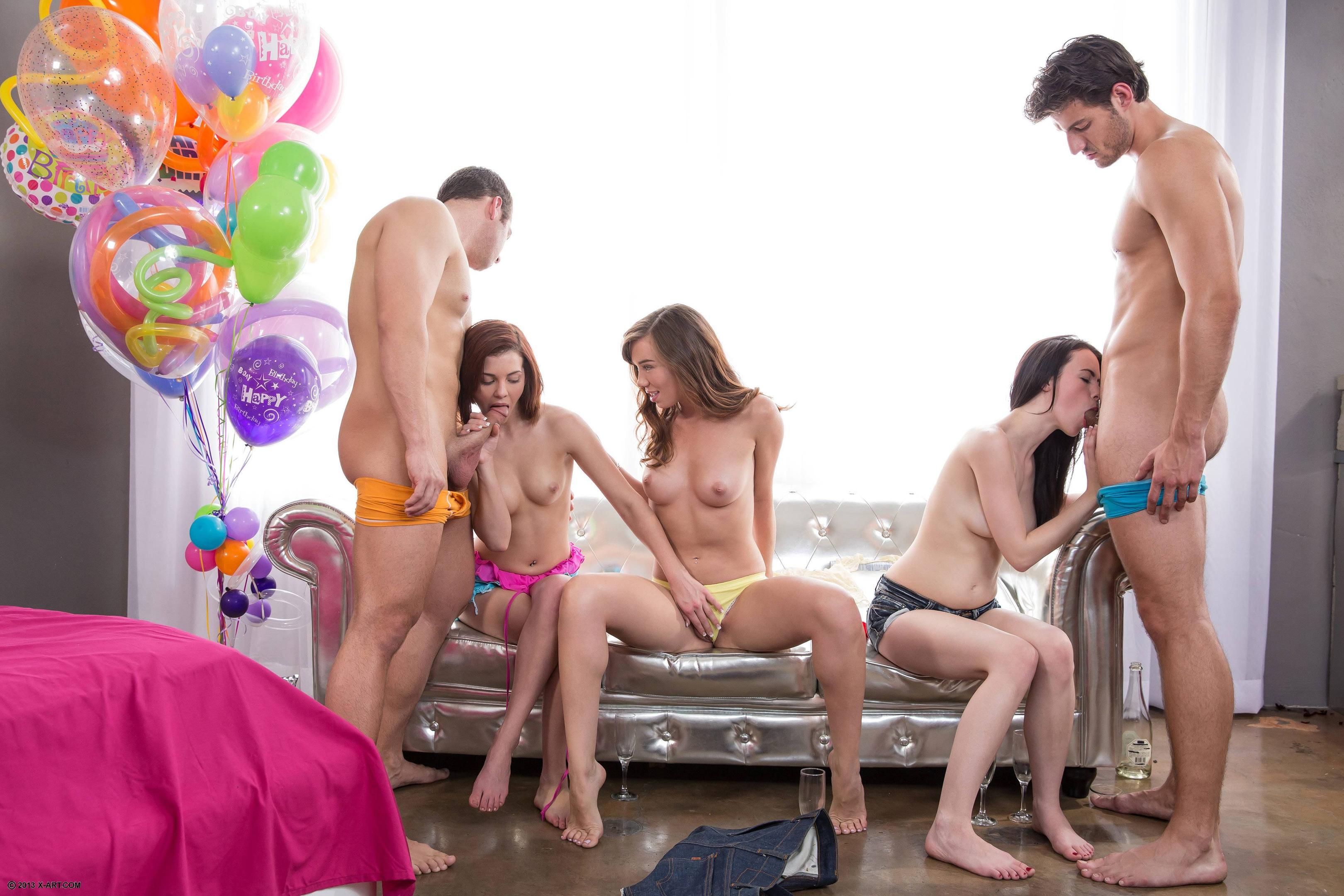 Подарки На День Рождения Порно Инцест