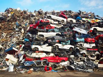 Даже программа утилизации уже не спасает автомобильный рынок в Росиии - утилизац