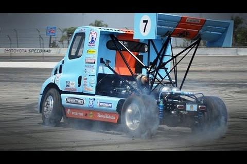 Спойлер на грузовик видео