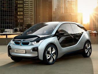 Прототип BMW i3. Фото BMW