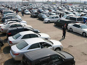 Продажи авто в Европе упали до минимума с 1998 года