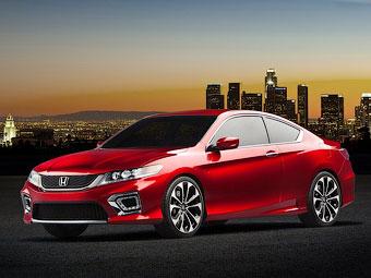 Honda начнет продажи нового поколения Accord уже осенью - Honda