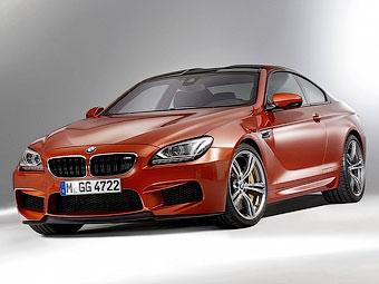 Купе BMW M6. Фото BMW