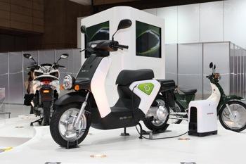 Электрические мотоциклы.