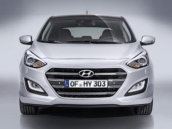 Каким будет обновленный Hyundai i30. Фото - Hyundai