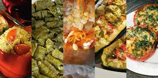 Блюда с начинкой Анаит Пирузян