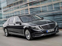 Mercedes-Maybach S600. Фото Mercedes-Benz