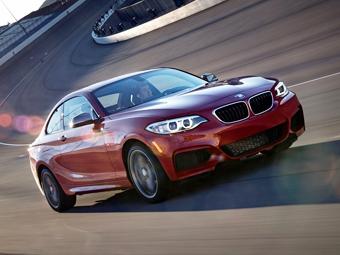 Топ-версия BMW 2-серии получила полный привод - BMW