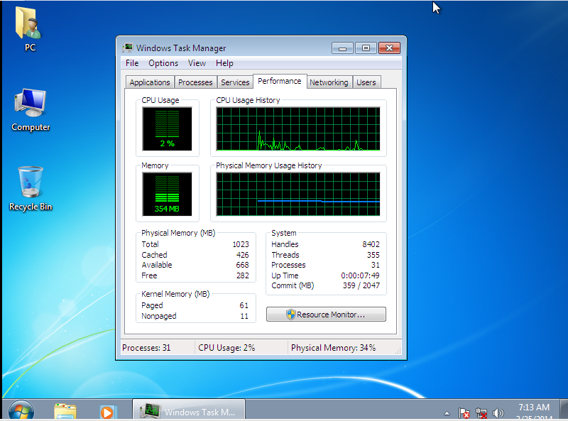 Download Full Version Windows 7 Enterprise 32 and