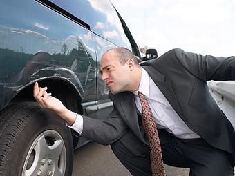 Hella научила авто оповещать водителя о царапинах на кузове