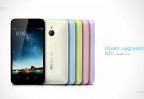 Четырехъядерный смартфон Meizu MX Quad-core с 32 ГБ и 64 ГБ памяти, официально