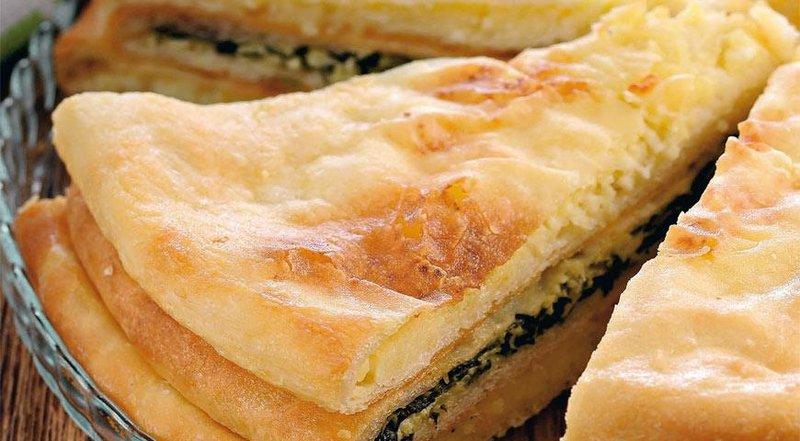 Осетинские пироги с сыром рецепт с пошагово