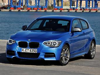 BMW 1 серии получили полный привод - BMW