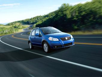 Suzuki покинет рынок США