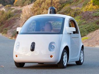 Google усовершенствовал свой беспилотный автомобиль для езды по городу