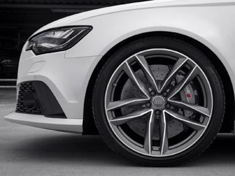 Audi запатентовала закрывающиеся колесные диски - Audi