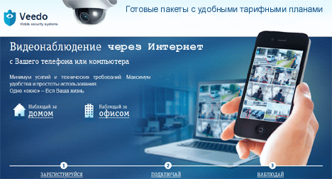 Ваш телефон - ваша веб-камера: обзор ip webcam