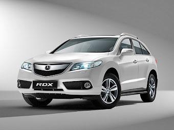 Acura представила кроссовер RDX для нашего рынка - Acura