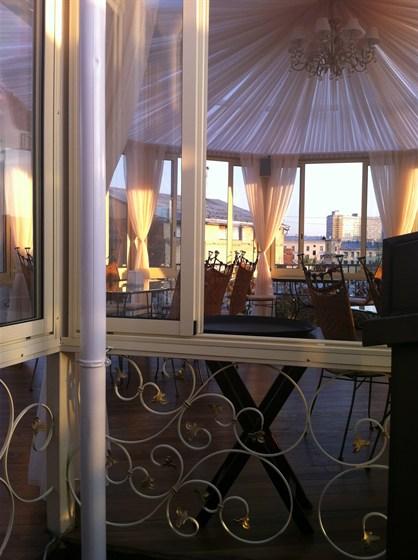 Ресторан Иерусалим - фотография 10 - 30.07.2012г