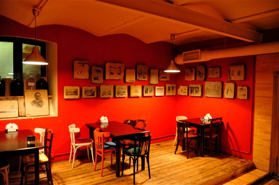 Ресторан Delicatessen - фотография 23