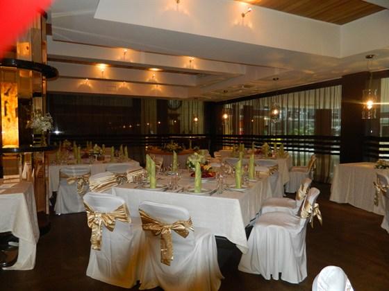 Ресторан Свадьба - фотография