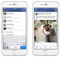 Facebook запускает поиск по постам в ленте