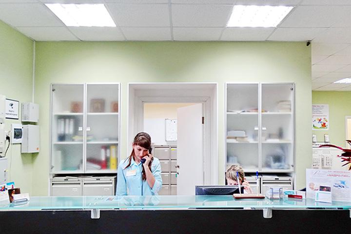 Электронная запись в поликлинику серпухов детская