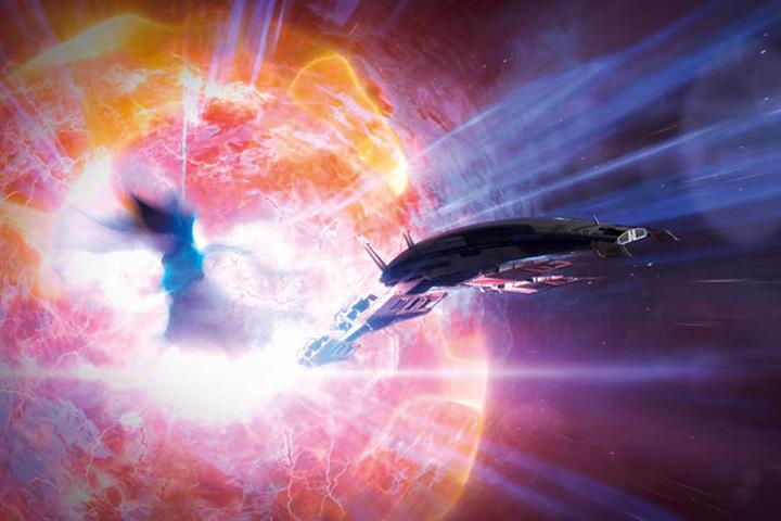 Создатели Mass Effect 3 не справились с масштабом собственной космической оперы и в итоге провалились в черную дыру