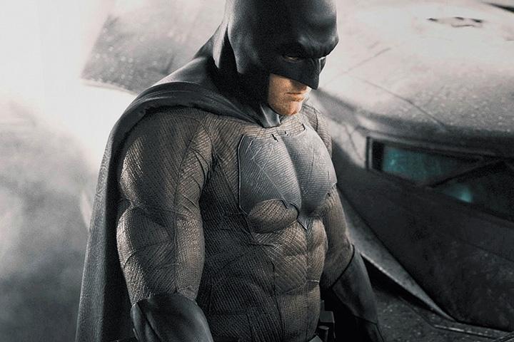 Так выглядит новый костюм Бэтмена в новом фильме «Бэтмен против Супермена: На заре справедливости». Все по канону
