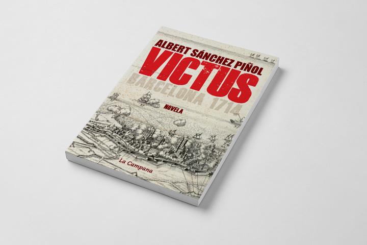 Роман «Victus» выйдет на русском в издательстве Corpus, но когда именно — пока неизвестно