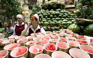 О мой плод: Александр Ильин об арбузе как символе всеобщей апатии
