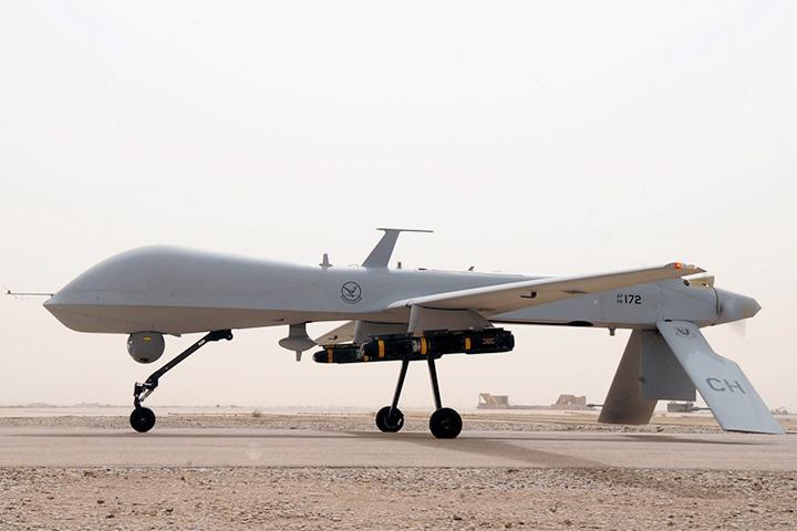 Боевые дроны: правовые, морально-этические и научные вопросы (13 фото)