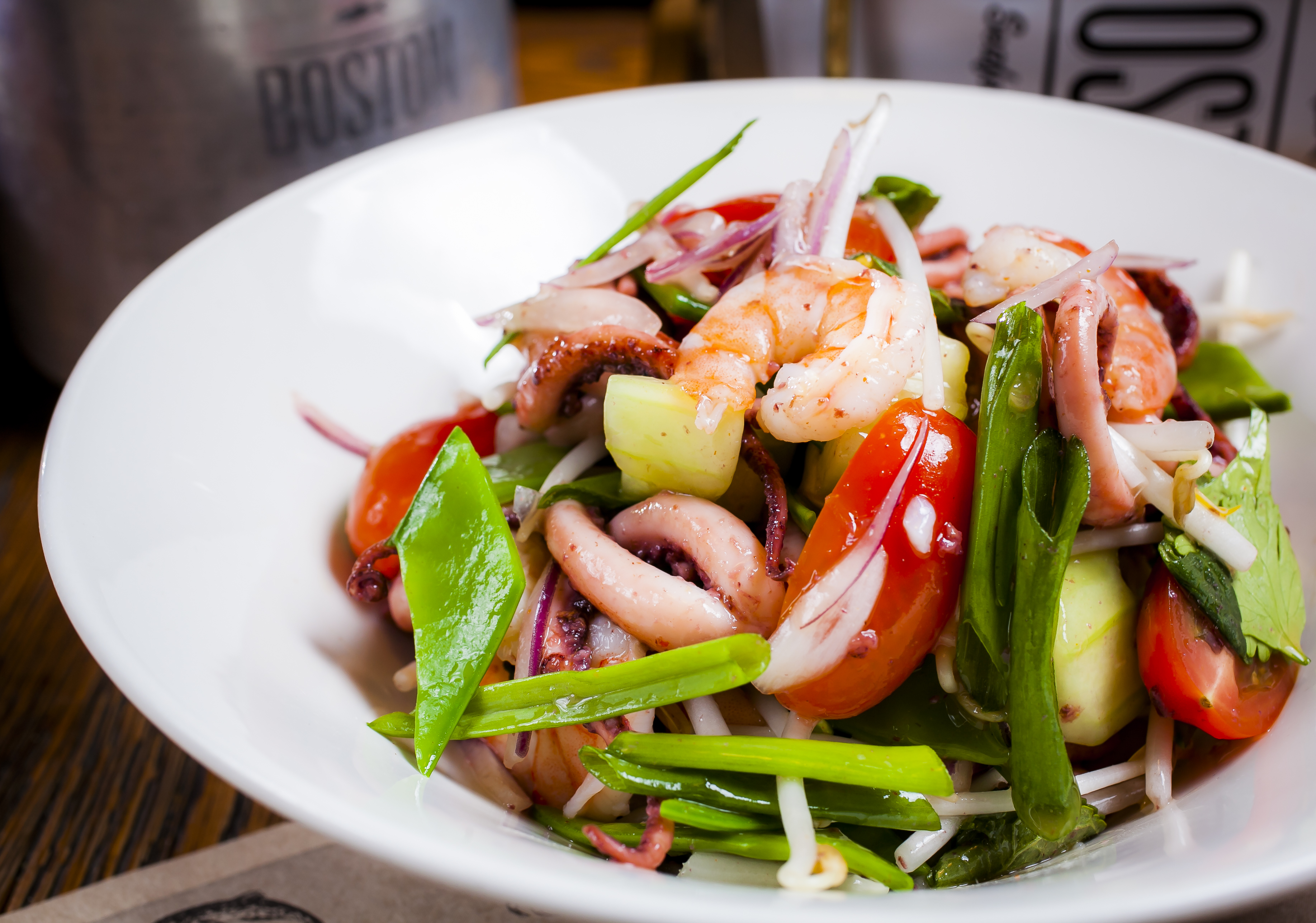 Смотреть Чаудер с морепродуктами видео