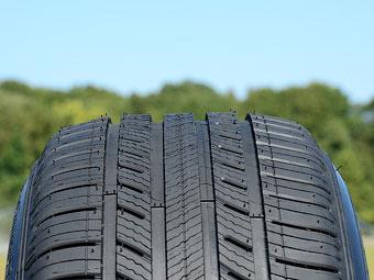 Шины Michelin Premier A/S. Фото Michelin