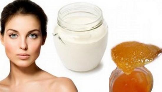 Маска для лица из меды в домашних условиях
