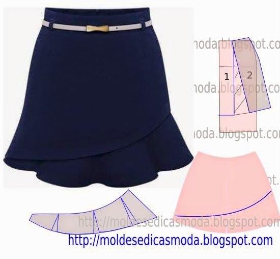 Пошить школьную юбку для своими руками