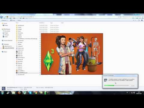 The Sims 3 no-cd/disk tutorial - YouTube