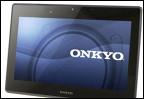 Планшет от Onkyo с процессором Core i7