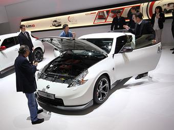 Nissan 370Z Nismo. Фото Мотор.ру и Nissan