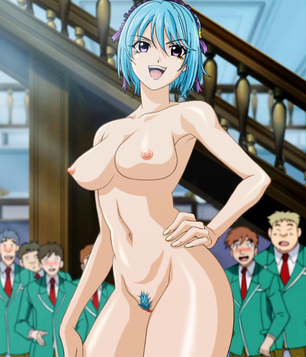 Nude female anime vampires naked comic