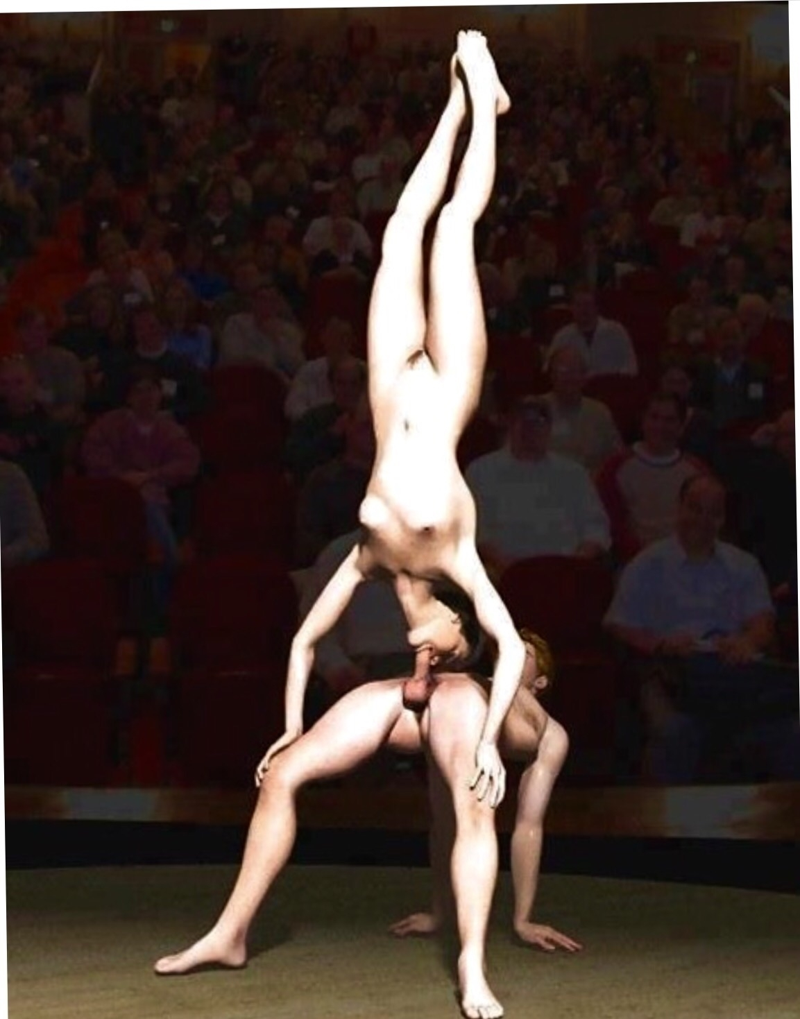 Nude female circus adult picture