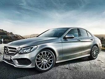 Новый Mercedes-Benz С-Class. Фото Mercedes-Benz с сайта diariomotor.com