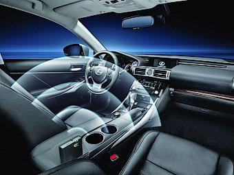 Иллюстрация Lexus