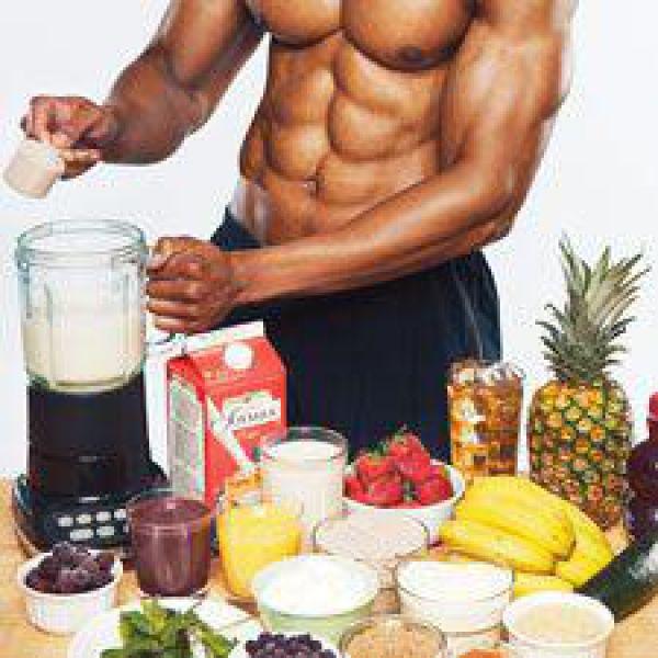 Спортивная питание в домашние условие