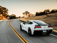 Chevrolet Corvette Stingray. Фото Chevrolet
