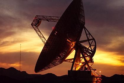 Обнаружен источник радиосигналов неизвестного происхождения