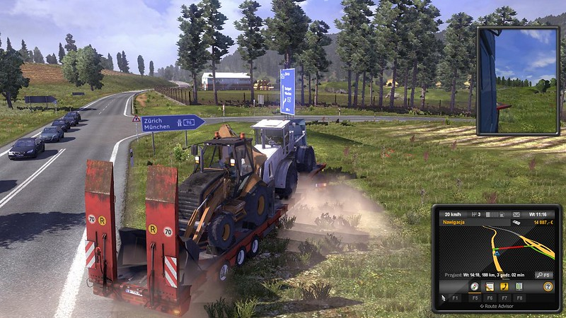 Euro Truck Simulator 2 Free Download - Old Is Gold